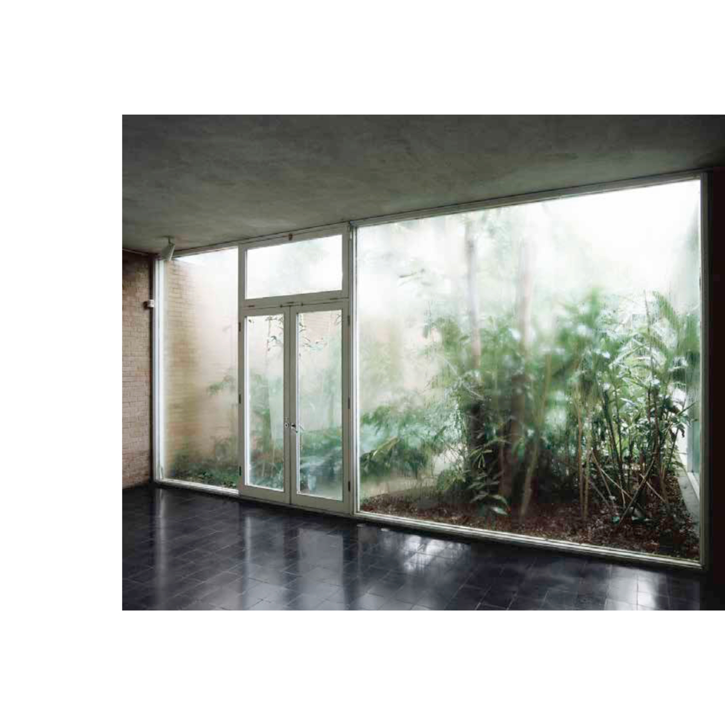Luisa Lambri, Untitled, Menil House #01 (2002)