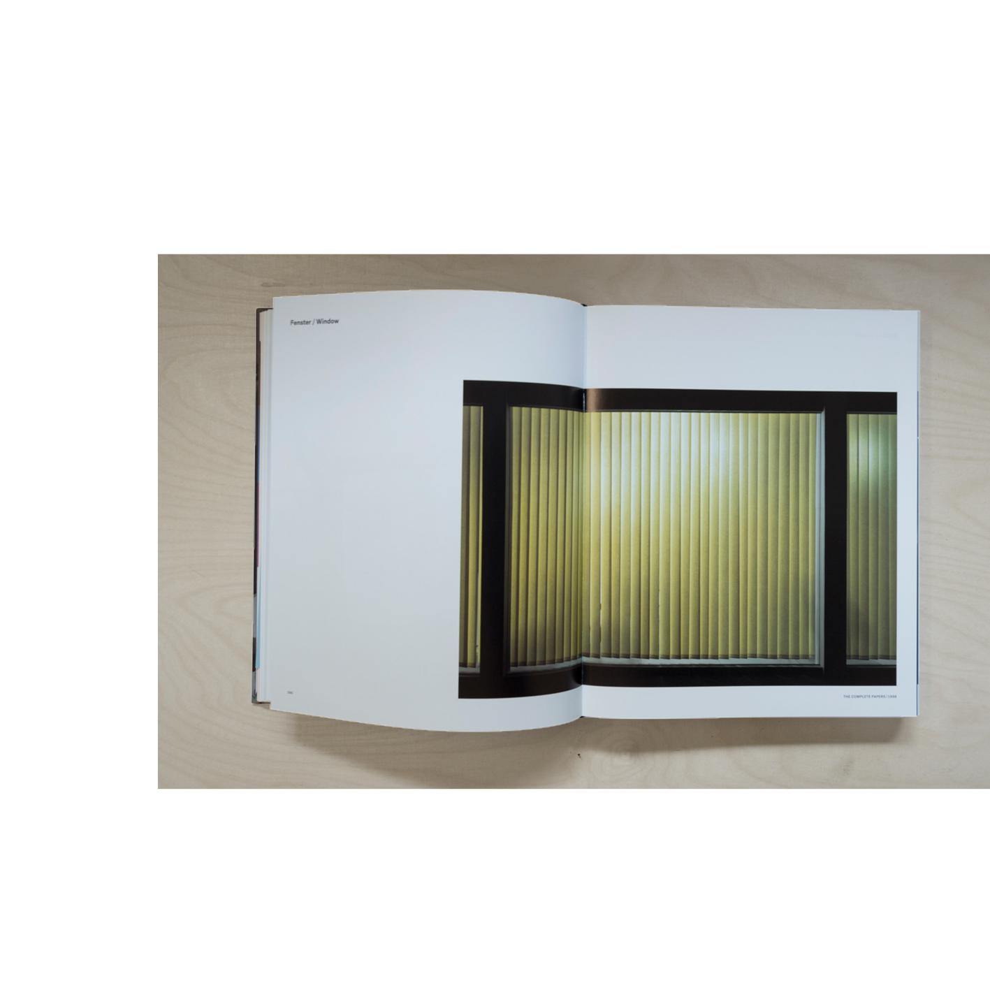 Thomas Demand, Fenster (1998)
