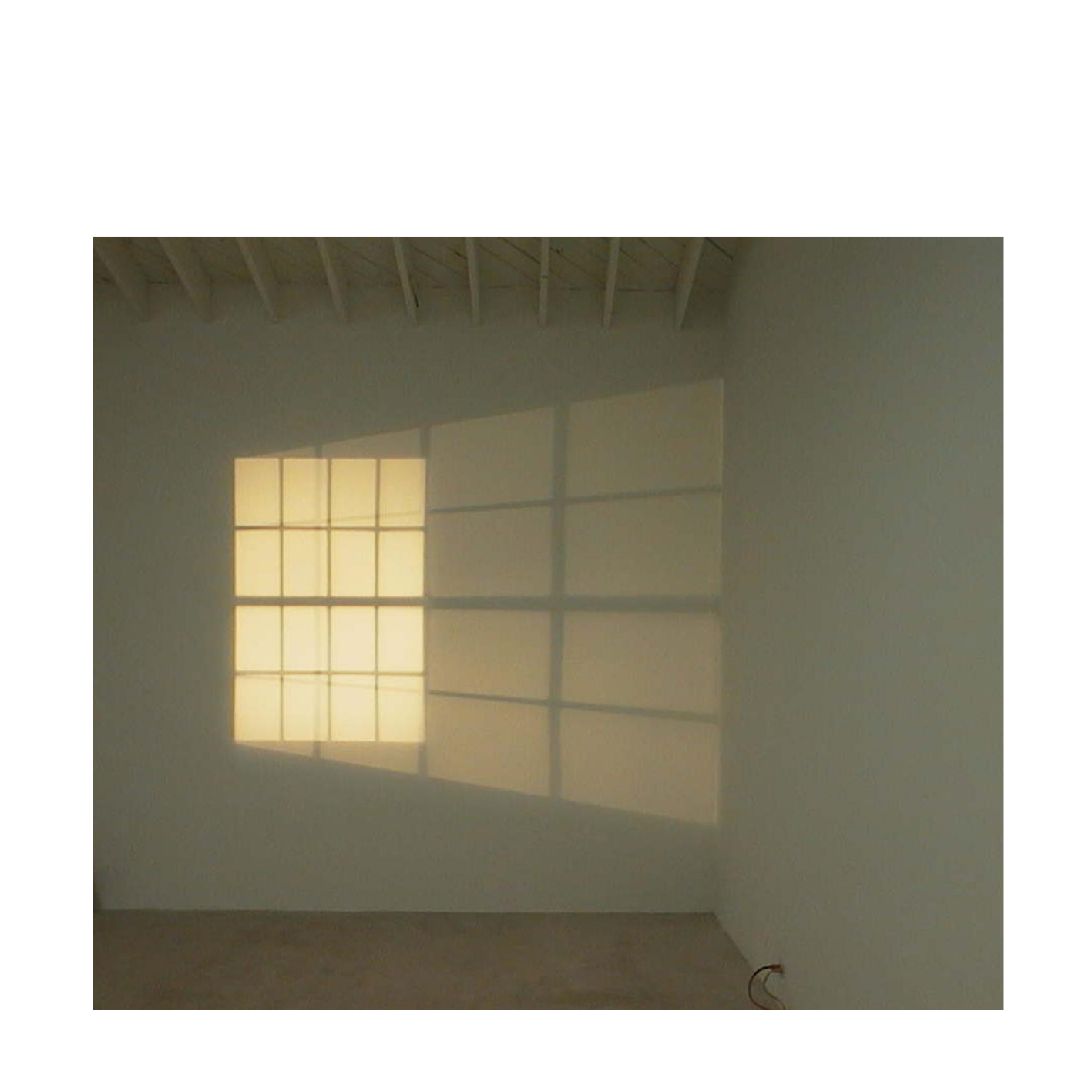 Olafur Eliasson, Double double hung window (1999)