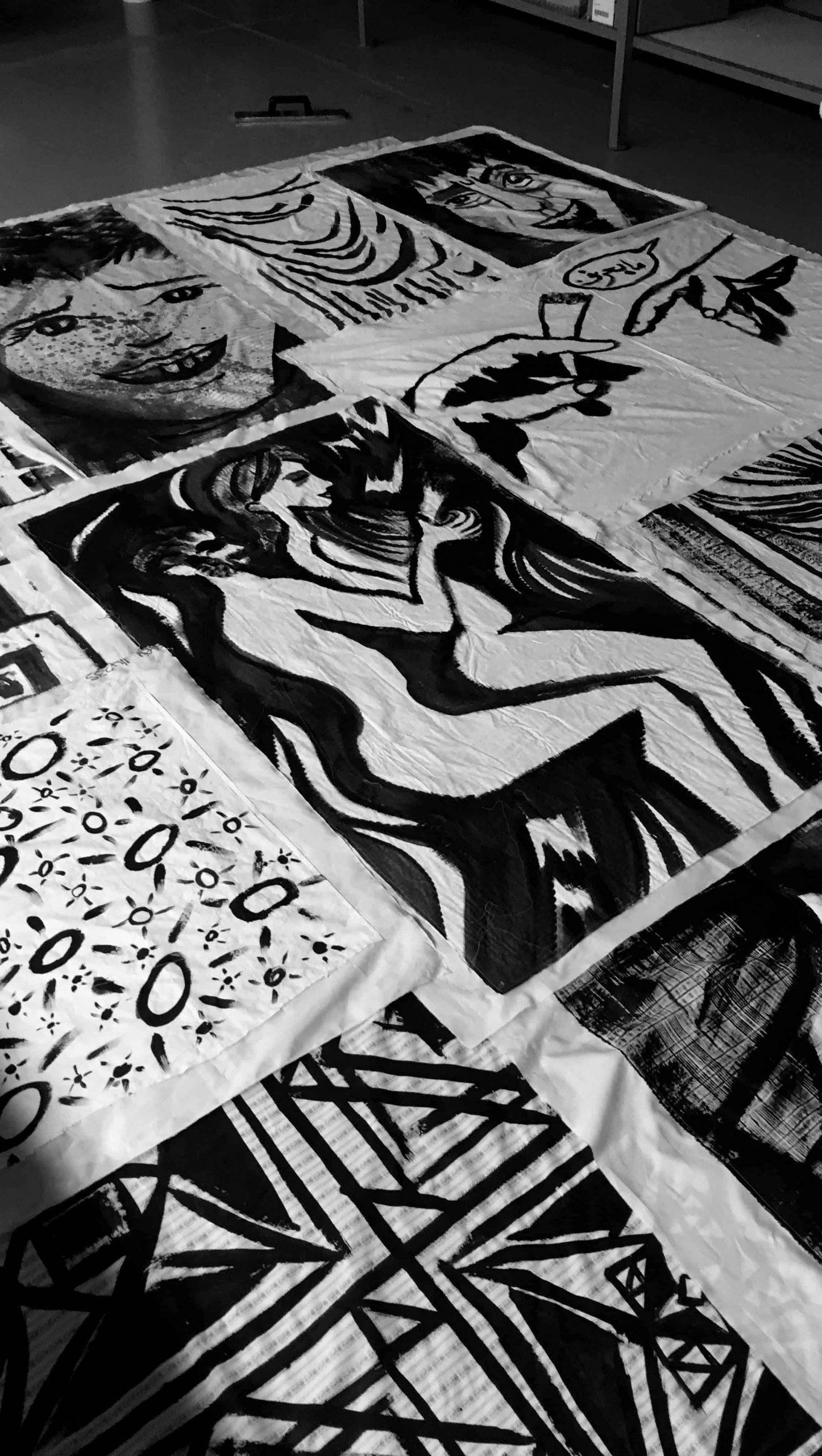 Melampo resilience collection at 10 Corso Como - installation - photo 9