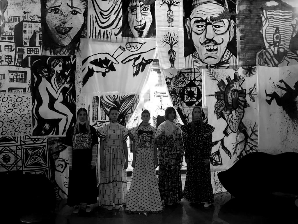 Melampo resilience collection at 10 Corso Como - installation - dancer - photo 1
