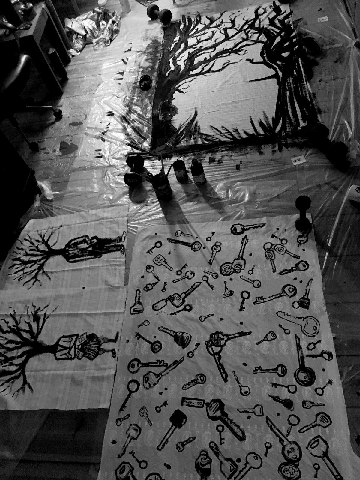 Melampo resilience collection at 10 Corso Como - installation - photo 5